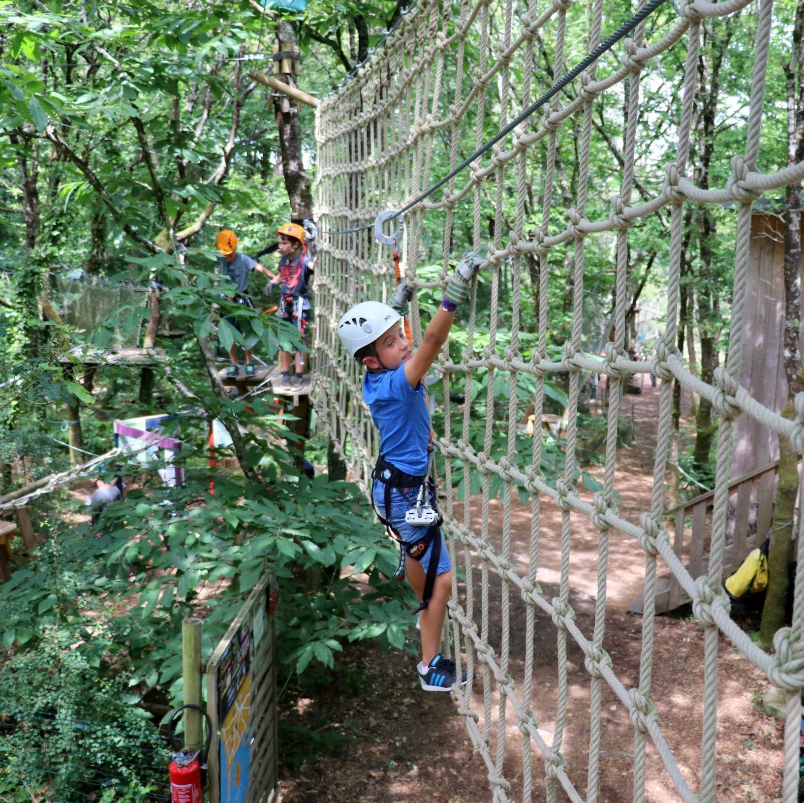 parcours iguane filets