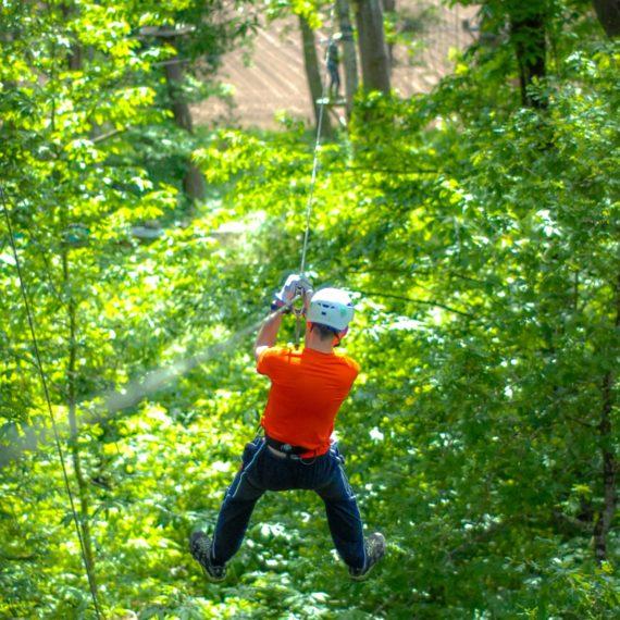 Parc Aventure Forêt Adrénaline Carnac