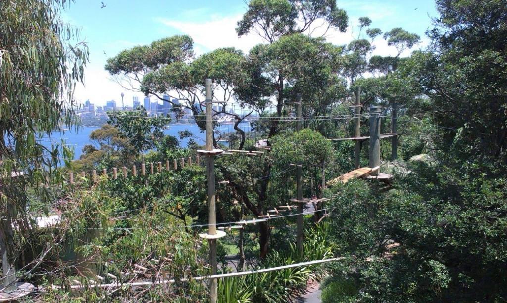 parc aventure australie