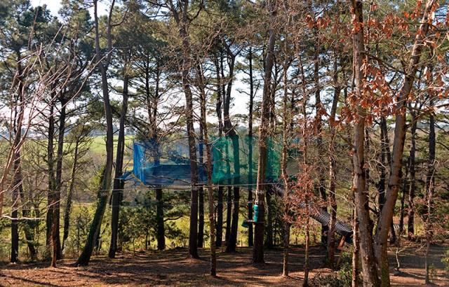 Camping «Mané Guernehué» – Baden