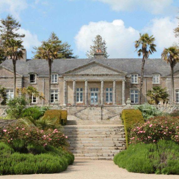Le Château de Lanniron a choisi le TrampÔforest®